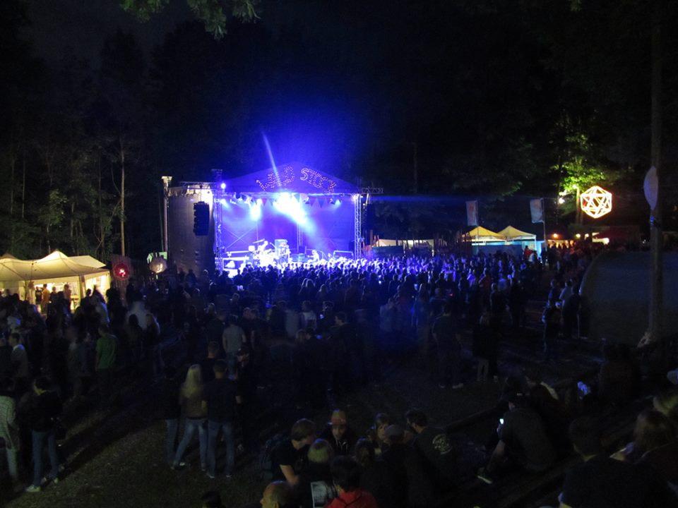 Festivalbericht: Waldstock