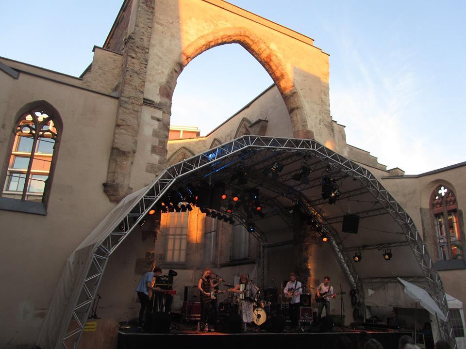 Konzertbericht: Útidúr, The bianca Story