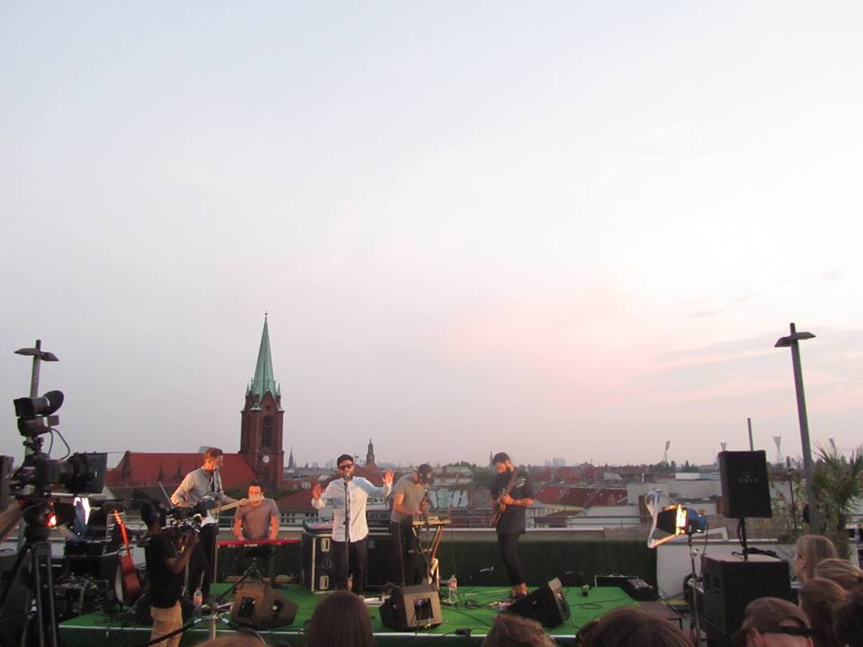 Festivalbericht: Auf den Dächern Festival