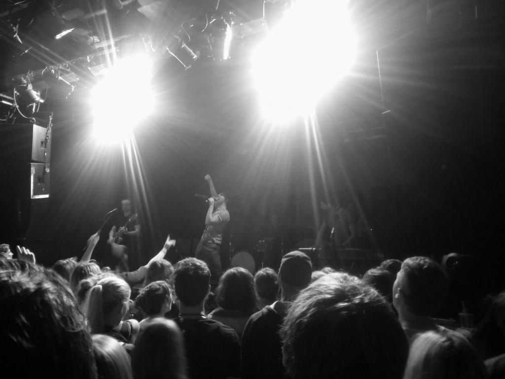 Konzertbericht: Maximo Park
