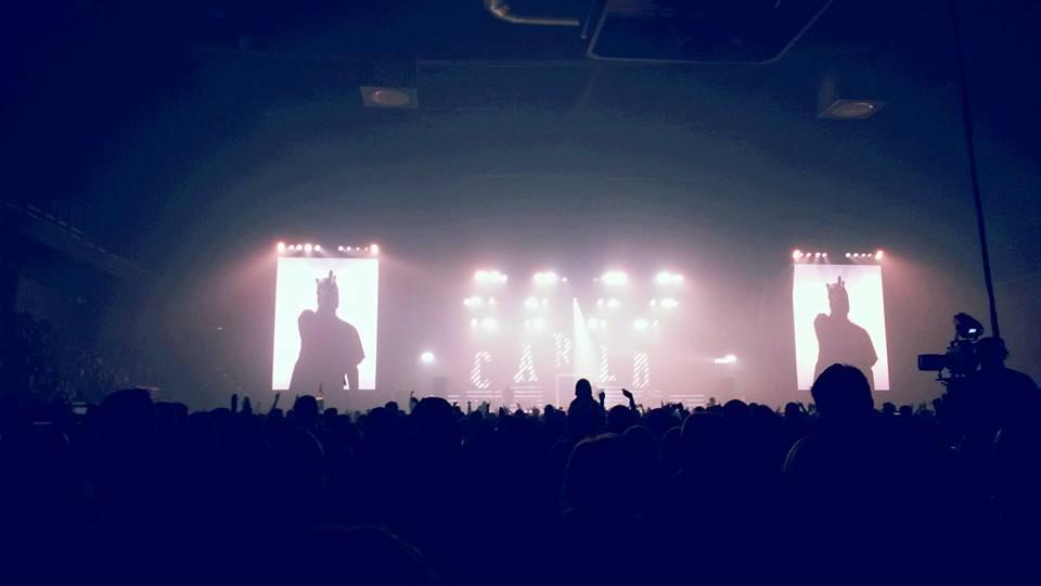 Konzertbericht: Cro