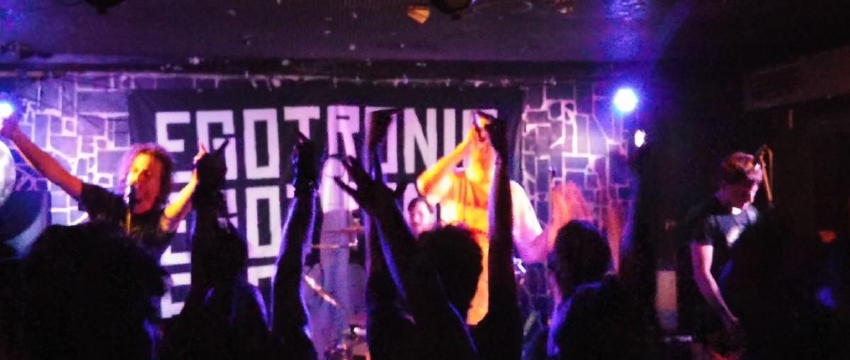 Konzertbericht: Egotronic