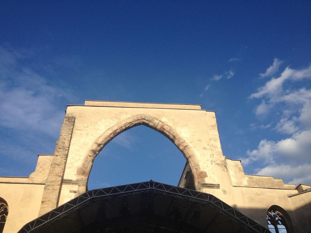 Nachbericht: Musik & Picknick in der Ruine