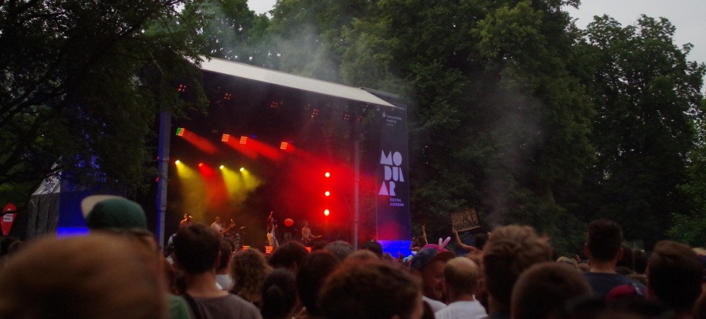 Festivalbericht: Modular 2015