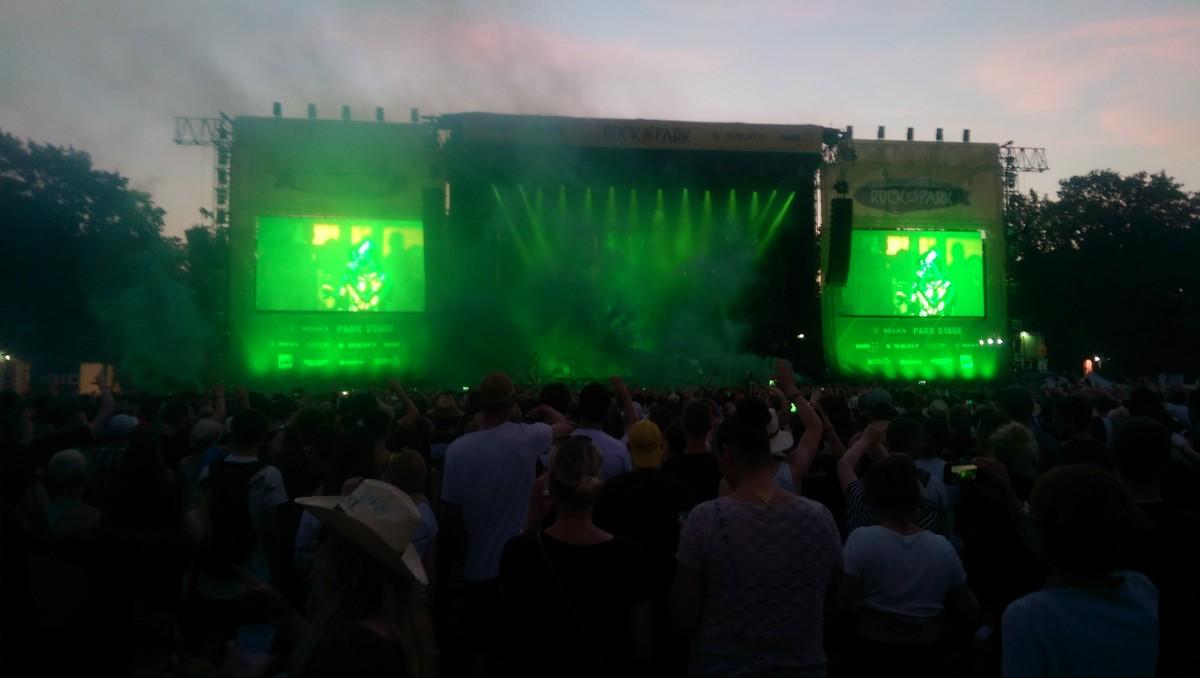 Konzert(e)bericht(e): Rock im Park 2015