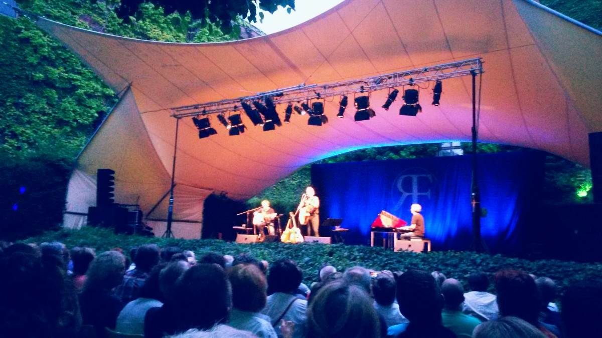 Konzertbericht: Rainhard Fendrich