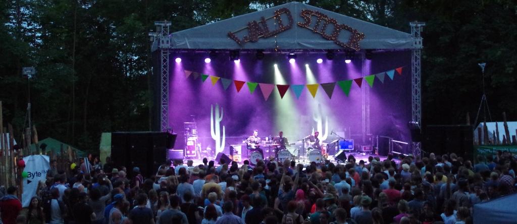 Festivalbericht: Waldstock 2015