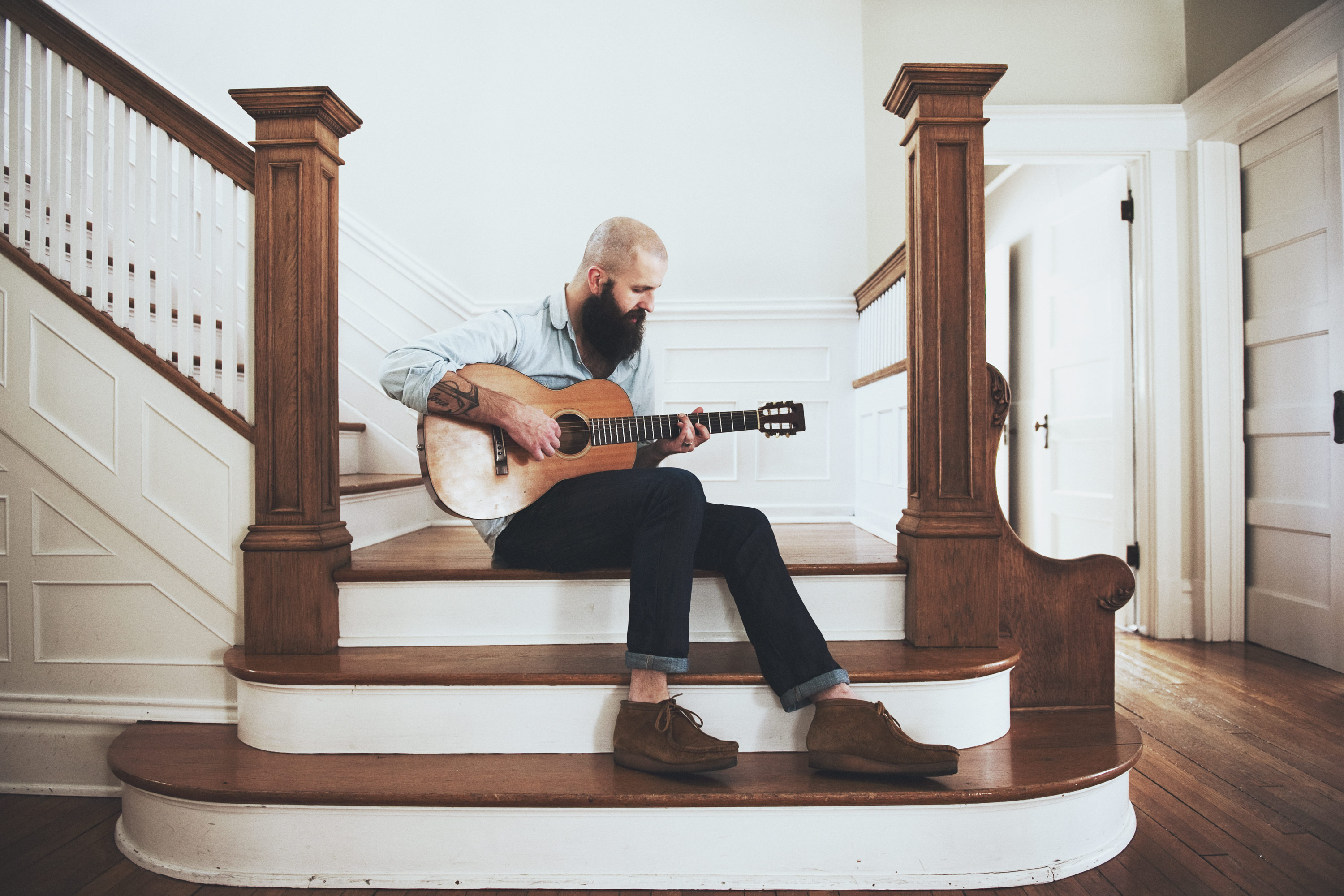 Gewinnen: Tickets für William Fitzsimmons