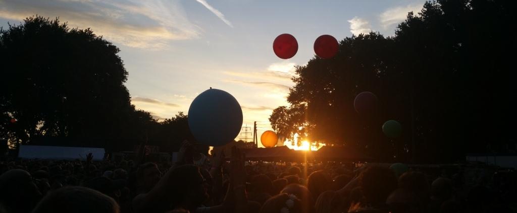 Nachbericht: 32. Haldern Pop Festival