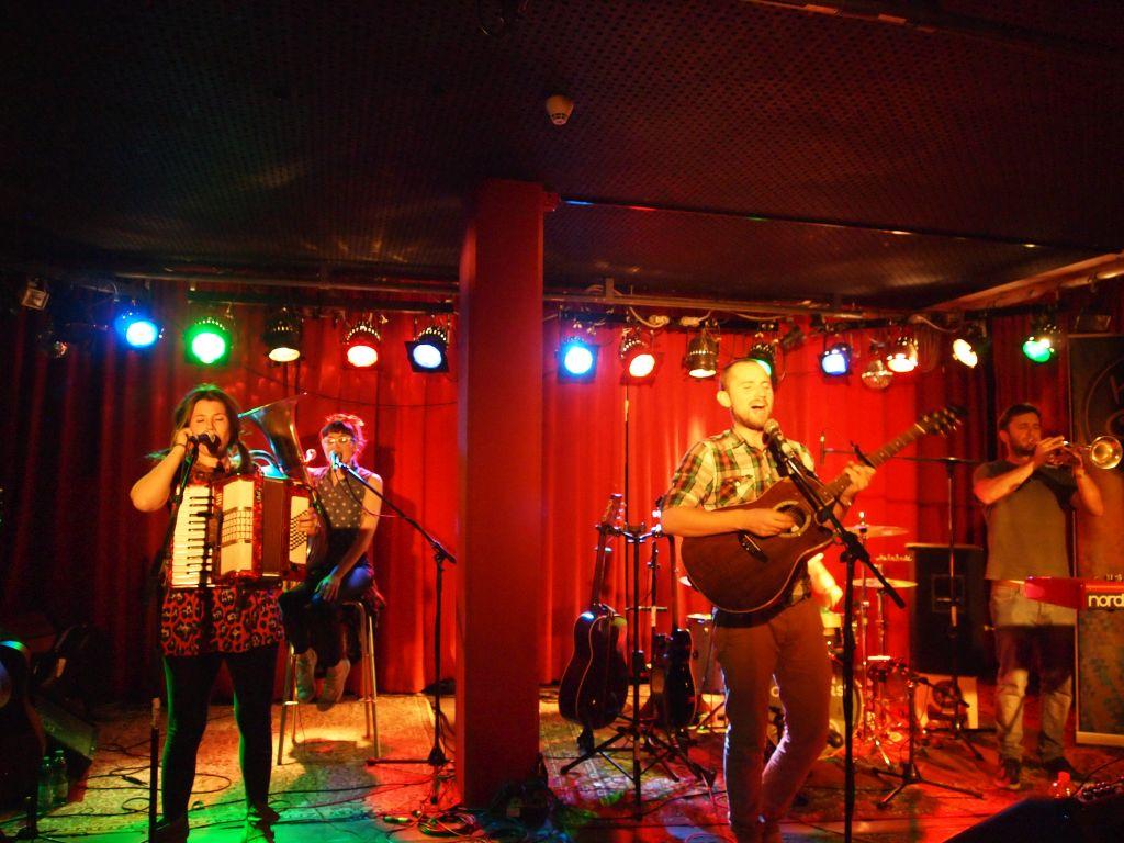 Konzertbericht: Keston Cobblers Club