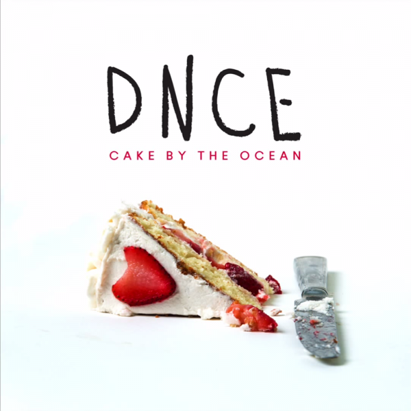 Now Playing: DNCE – Cake by the Ocean