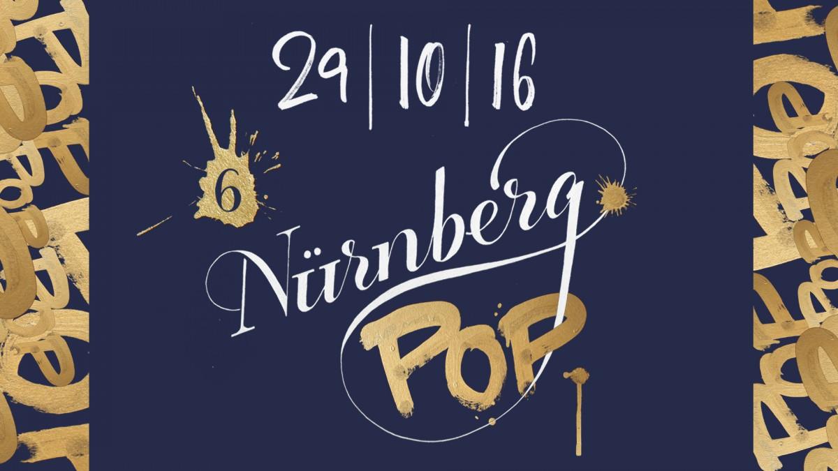 Vorbericht: Nürnberg.Pop Festival 2016 pt. 2