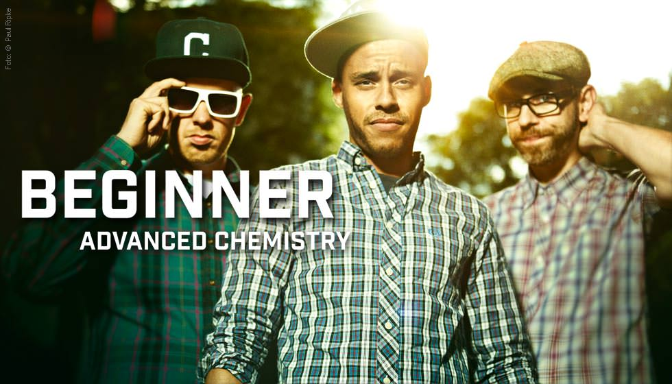 Now Playing: Beginner – Advanced Chemistry