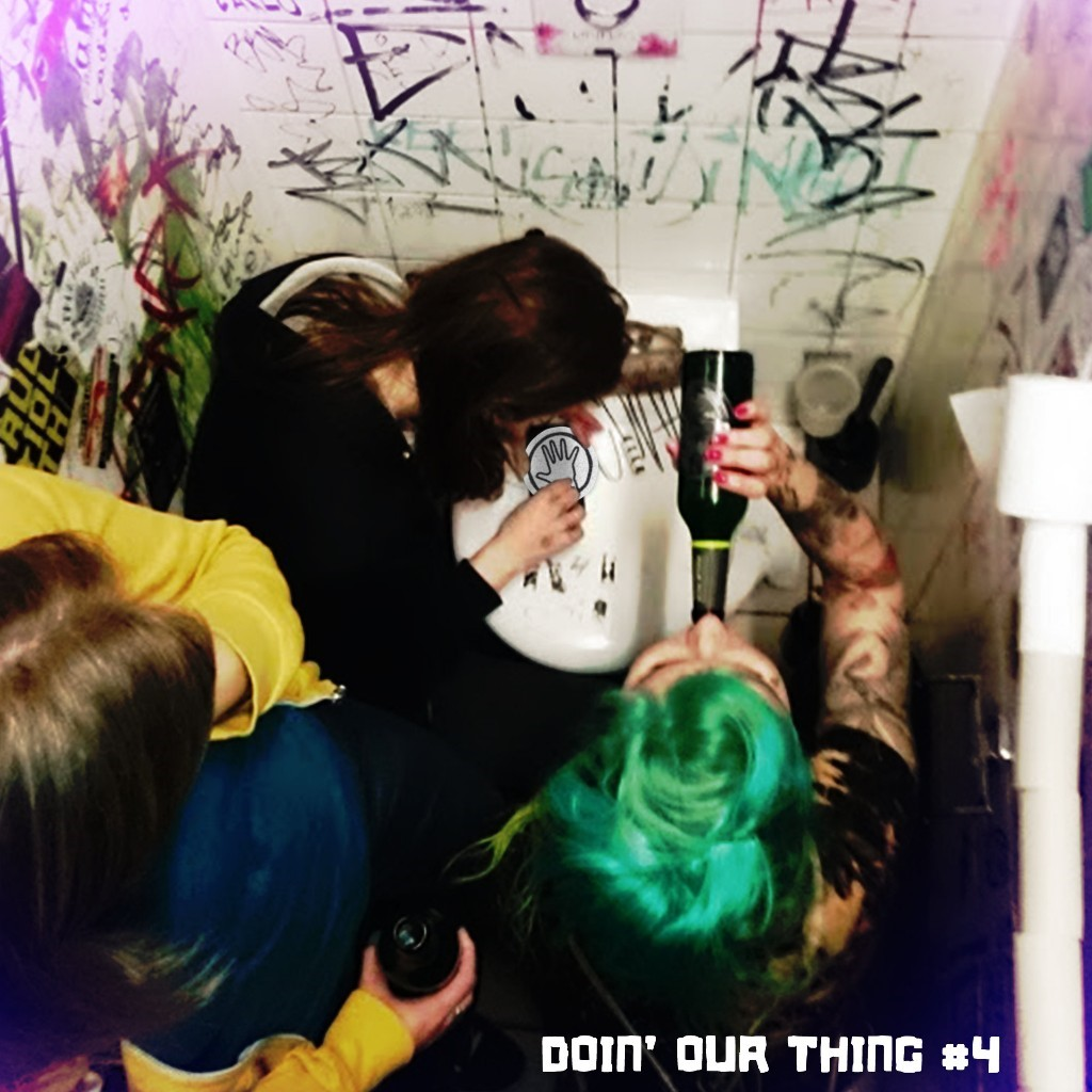 Verlosung: Audiolith – Doin' Our Thing #4