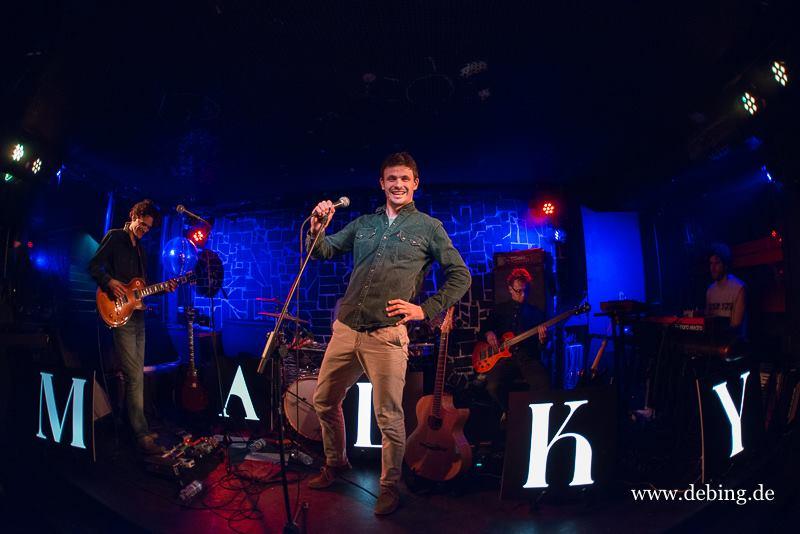 Konzertbericht: Malky