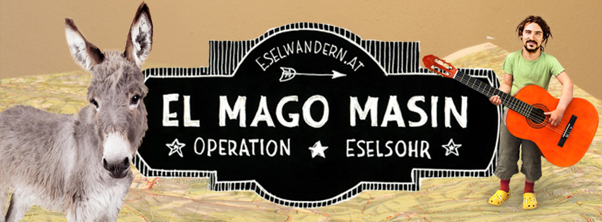 """Vorschau: """"Operation Eselsohr"""" – El Mago Masin mit neuem Programm"""