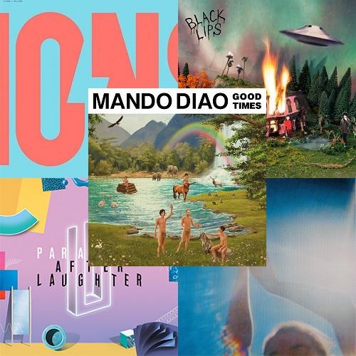 5 auf einen Streich: Olsson, Black Lips, Paramore, Fazerdaze, Mando Diao