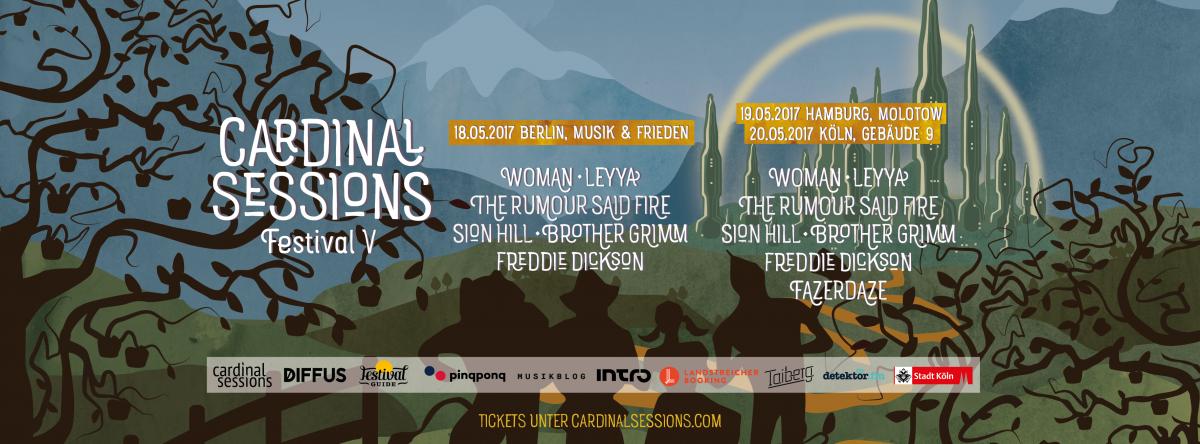 Vorbericht: Cardinal Sessions Festival V