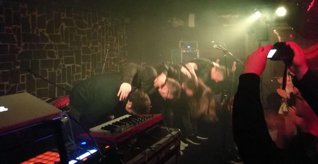Konzertbericht: Wrongkong
