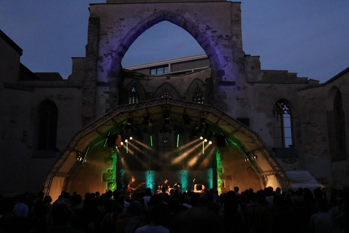 Konzertbericht: Slow Down Festival