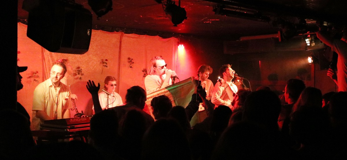 Konzertbericht: Roberto Bianco & Die Abbrunzati Boys