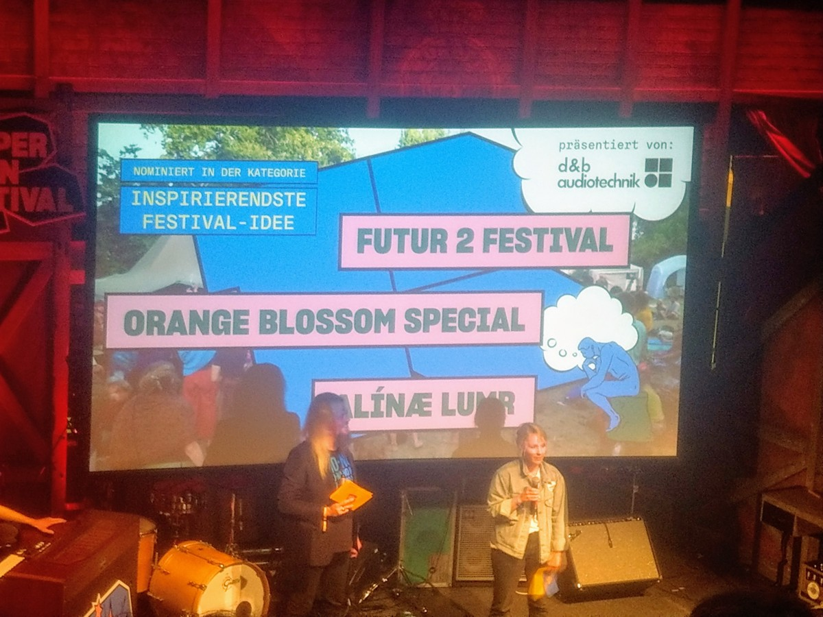 Helga Festival Award