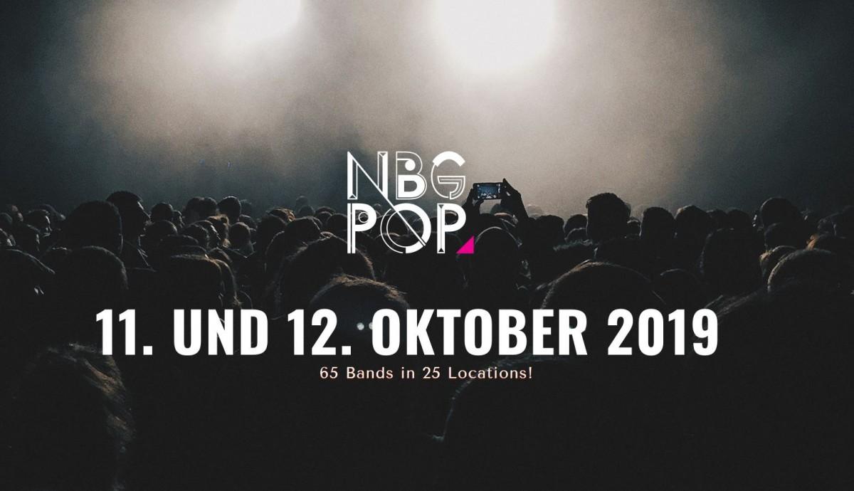 Nürnberg Pop Festival  2019 – Dein Weg durchs Wochenende