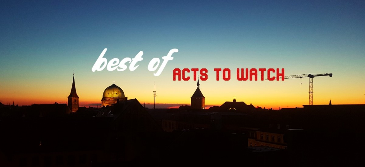 BEST OF 2020 – ACTS TO WATCH