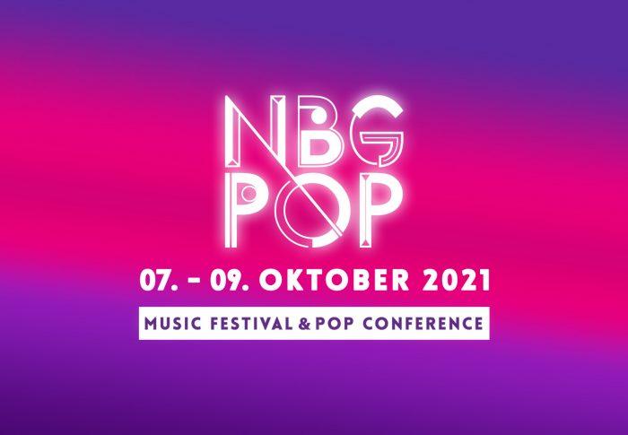 Coming Up: Nürnberg Pop Festival 2021